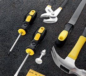 Easily repair your tools