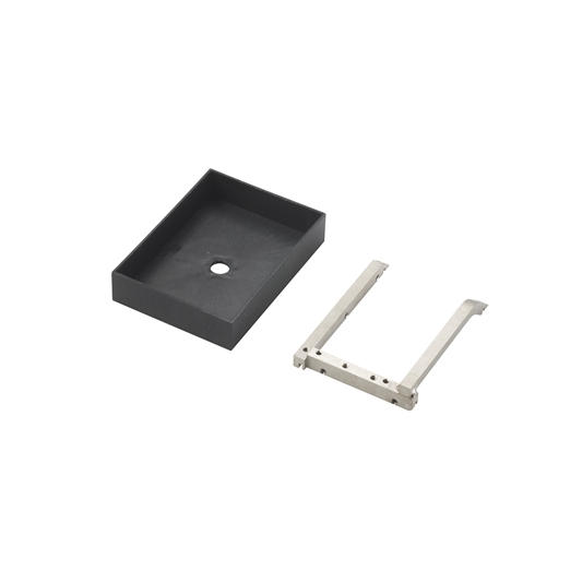 "TapeTech 3.5"" Corner Finisher Frame - Right"