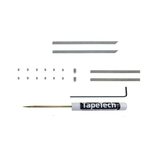"TapeTech 3.5"" Corner Finisher Blade Change Kit"