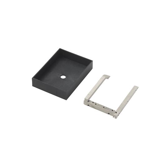 """TapeTech 3.5"""" Corner Finisher Frame - Left"""