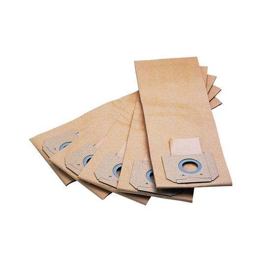 Flex Paper Filter Bags - pack 5 (VCE35)