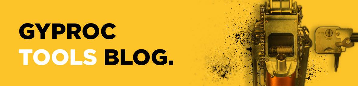 Gyproc Tools Blog